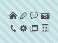 フリーで使いやすいアイコン素材サイト5選!